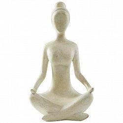 Dekorácia Yoga Ii, Výška: 30cm