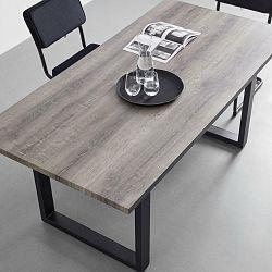 Jedálenský Stôl Davina 180x90 Cm Dekor Orech