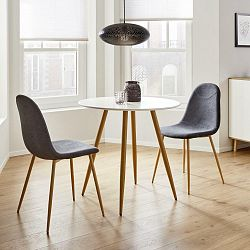 Jedálenský Stôl John  80x76 Cm
