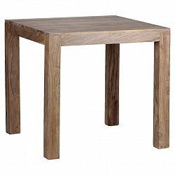 Jedálenský Stôl Mumbai Masív Š:80cm