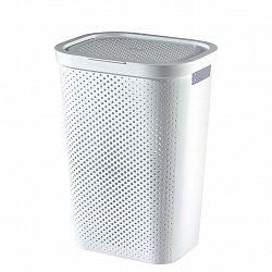 Kôš Na Prádlo Hamper Biela 59 L